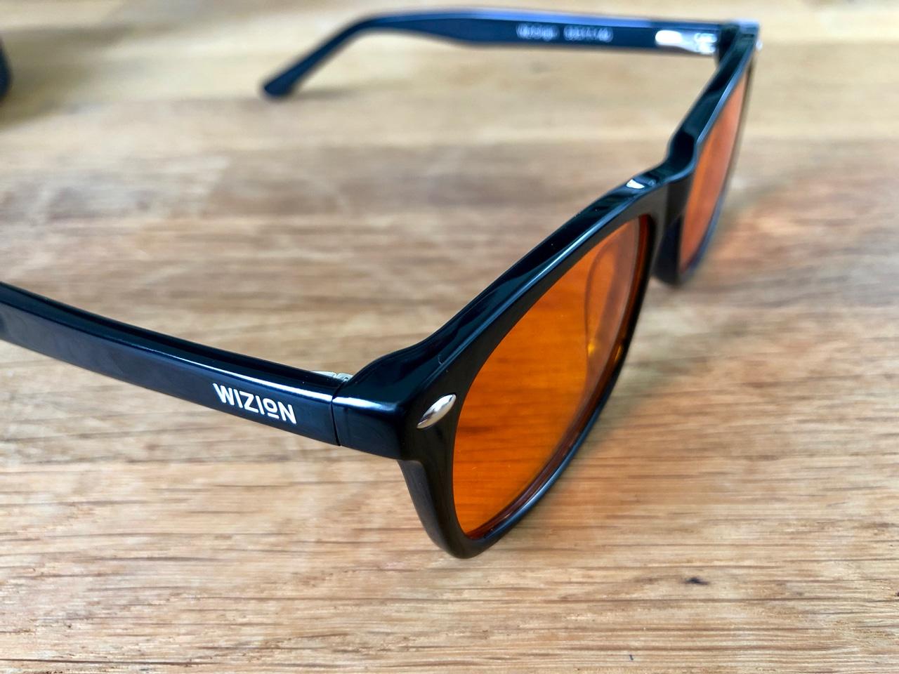 Wizion Blaulichtfilter Brille