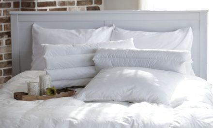 Das perfekte, gesunde Kopfkissen für einen gesunden Schlaf